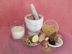 homemade orchid fertilizer recipes containing Milk Tea Bags Egg Shells Crushed chicken bones Molasses and Potatoes