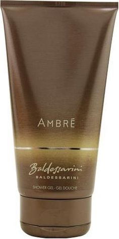 Baldessarini Ambre By Baldessarin For Men. Shower Gel 5-Ounce by Baldessarini Ambre. $16.27. Packaging for this product may vary from that shown in the image above. Launched by the design house of Moschino.Whenapplyingany fragrance please consider that there are several factors which can affect the natural smell of your skin and, in turn, the way a scent smells on you. For instance, your mood, stress level, age, body chemistry,diet, and current medications may all ...