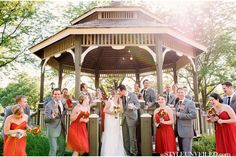 Red, White, and Blue #Wedding Ideas - Photographed by Two Birds Photography / via StyleUnveiled.com