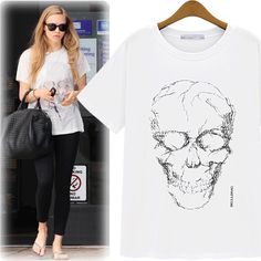 Click Instantly To Order! Skull Tee ★ Limited Sale Time Only ★ - USD$39.00
