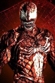 Carnage Spiderman..................