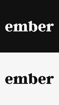 Logo Design Tips, Modern Fonts, Cool Logo, Logo Inspiration, Branding, Logos, Contemporary Indoor Fountains, Brand Management, Contemporary Fonts