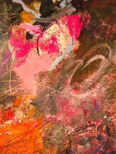 "Saatchi Online Artist Sandy Welch; Painting, ""QUEEN OF HEARTS"" #art"