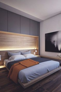 Cool Bedroom Ideas For Teenage, Kids, Twin, and You - awesome 55 Beautiful Modern Bedroom Inspirations