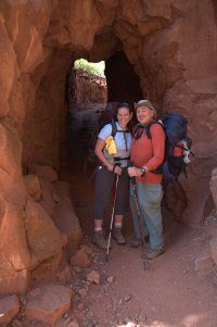 At the Supai Tunnel
