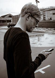 My Analogue Friend by Mads Zaar Riisberg on 500px