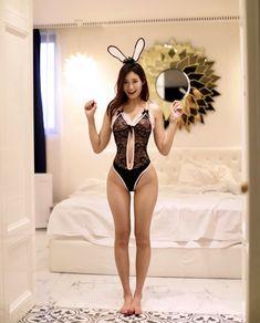 Sexy Asian Girls, Beautiful Asian Girls, Black Pantyhose, Body Inspiration, Japanese Girl, Asian Beauty, Sexy Women, One Piece