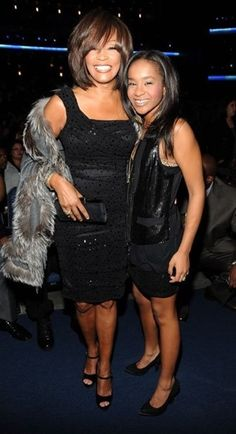 A Loving Tribute To Whitney Houston & Bobbi  Kristina Brown  The Love between a mother and daughter – Infinite