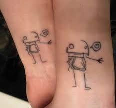 matching tattoo for couples - Pesquisa do Google