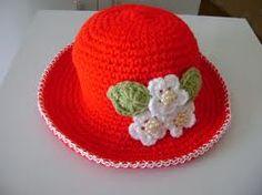 chapeus em croche como fazer - Pesquisa do Google
