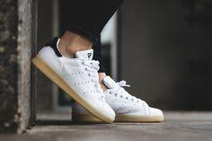 """WMNS adidas Stan Smith """"White/Collegiate Navy"""" (Chenille) - EU Kicks Sneaker Magazine"""