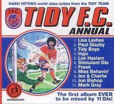 Tidy F.C. Annual