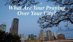 Learn great tips from our blogger, Felicia Murrell, on how to effectively pray for your city! And leave us your advice on this topic. Click here to read the blog. http://riverpodcast.com/praying-city-felicia-murrell/