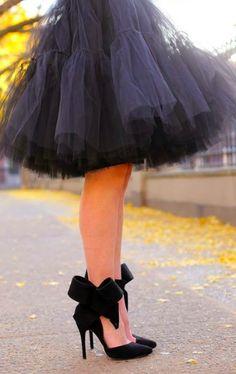tulle midi skirt  http://rstyle.me/n/ij725pdpe