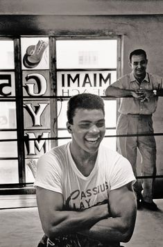 Cassius Clay/Mohammed Ali