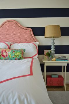 Right up my alley: Add Bedding Details