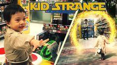 닥터 스트레인지 패러디 - 키드 스트레인지! 레고시티 소방차가 부서졌다! / Kid Strange! LEGO City fire t...