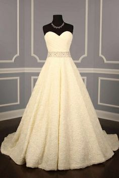 Romona Keveza RK204 Couture Bridal Gown