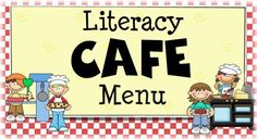 I would like to put a menu like this on the class website so parents can see what strategies the kids are learning...