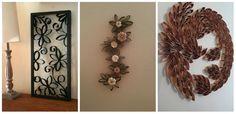 Obiecte decorative din tuburile de la hartia igienica