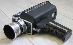Caméra Super 8 Bell & Howell Director séries 1206.