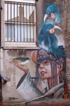 Faunagraphic Street art