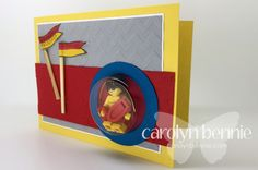 Lego treat cup Life Saver carolynbennie.com Carolyn Bennie - Australian Independent Stampin' Up! Demonstrator