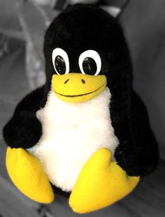 Free penguin plush pattern