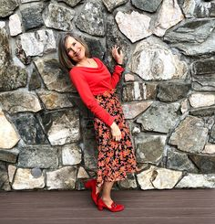 Ellen's Sewing Passion: Top & Skirt with gathering🧡 I Fall In Love, Passion, Sewing, Skirts, Fabric, Pattern, Tops, Dresses, Vestidos