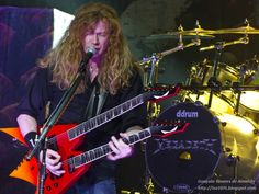 Dave Mustaine of Megadeth has a huge influence on both Metallica and Slayer!!
