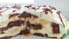 You searched for Netradičná perníková torta - Recepty od babky Sweet Desserts, Easy Desserts, Sweet Recipes, Dessert Recipes, Easy Recipes, Bulgarian Desserts, Bulgarian Recipes, Delicious Cake Recipes, Yummy Cakes