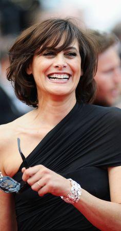 Ines de la Fressange Photos Photos: Opening Ceremony - 64th Annual Cannes Film…
