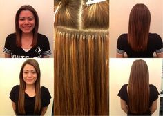 Ultra sonic cold fusion extensions hair extensions before and great lengths cold fusion extensions love it by tina tobar solutioingenieria Gallery