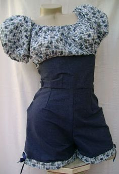 Diary of a Vintage Girl | Vintage Fashion & Lifestyle: V.I Buys - playsuits & swimwear