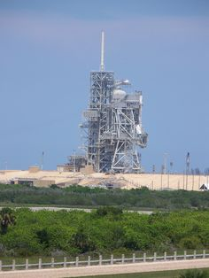 Kennedy Space Center  Launch Site  Florida  Photo by Julie Roy