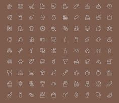 Today we bring you an awesome pack of 300 food line icons. It can easily modify and resizable. You can also play with the stroke thickness from 1px to 5px as per your requirements! Whats in