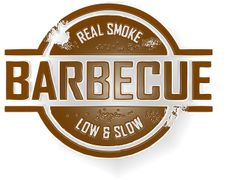 Bar-B-Que Logo by Kurbuhaun, via Flickr