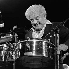 On this day in 2000, salsa king Tito Puente died.