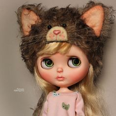 Cat Lover! | by Passion for Blythe