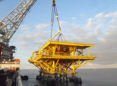 Gallery: Seaway Heavy Lifting installs topsides and jacket in GoM