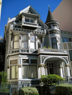 Estate Victorian Pacific ave. | Flickr - Photo Sharing!