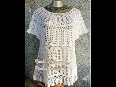 * Pérolas do Crochet: Bata LeLis em crochet