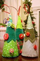 The Best Free Crafts Articles: Oh Christmas Tree Tutorial By June Crawford of A Creative Dream