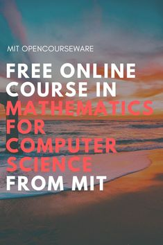 online school tips,online education,online courses,online programs,online learning Learn Computer Science, Learn Math, Math Help, Computer Programming, Computer Hacking, Computer Coding, Computer Laptop, Gaming Computer, Discrete Mathematics