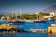 Datca city, Turkey Marmaris, Ancient Civilizations, Natural Wonders, Holiday Travel, Istanbul, Cruise, Boat, Island, Landscape