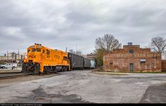 RailPictures.Net Photo: PICK 9507 Pickens Railroad GE U18B at Anderson, South Carolina by Matthew DeLanghe