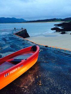 Portsalon beach, Co Donegal, Ireland.
