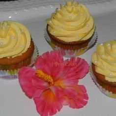 Lemon cupcakes Kids Lemonade Stands, Lemon Cupcakes, Sweets, Pop, Desserts, Lemon Cookies, Tailgate Desserts, Popular, Deserts