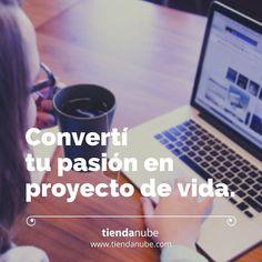 Como convertir tu pasión en proyecto de vida.Desarrollo profesional. Inspiración.