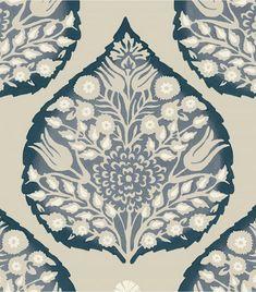 lotus wallpaper // galbraith & Paul #wallpaper